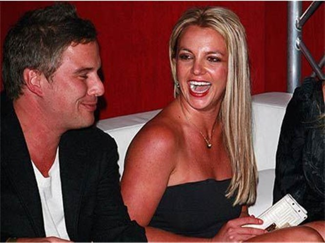 Britney muradına eriyor!